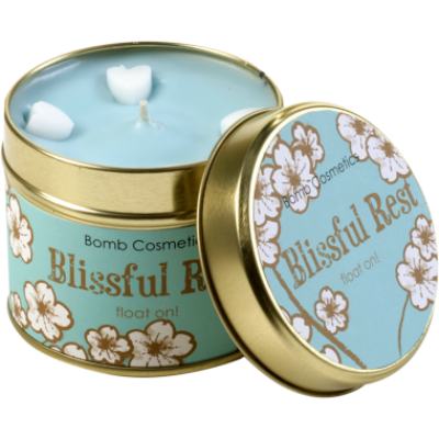 Blissful Rest Candle in a Tin